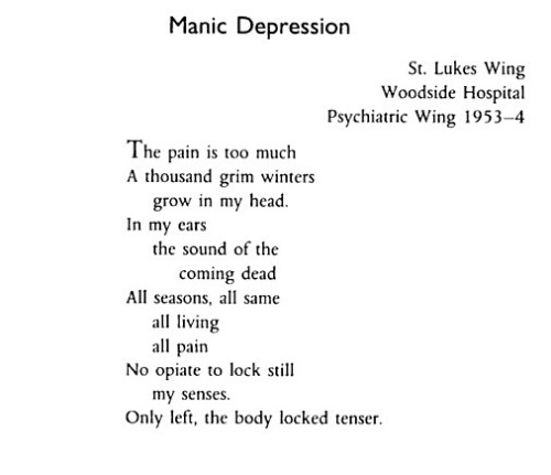 Spike Milligan, Manic Depression Poetry Pinterest Spike - victim statement