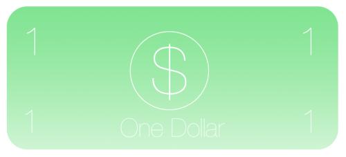 O mundo redesenhado por Jony Ive - nota de dólar