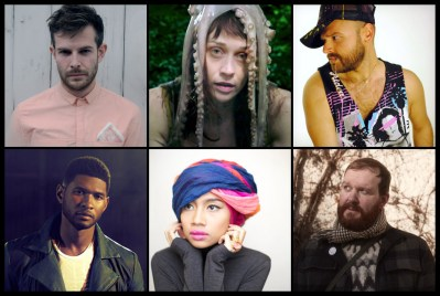 Manhunt Daily's picks for the best music of 2012