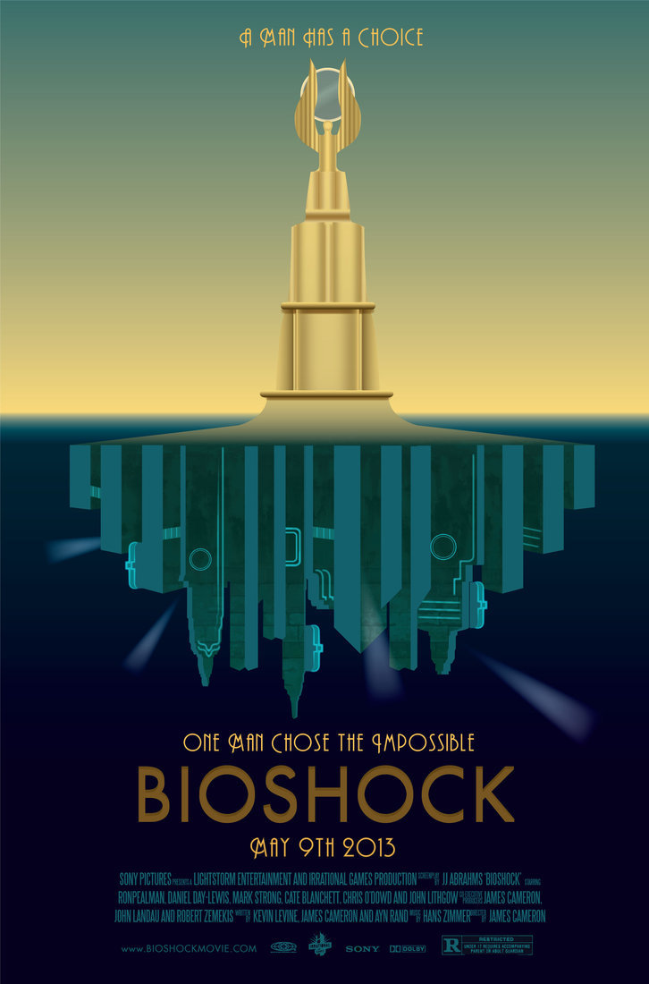 Happy Easter Wallpaper 3d Geek Art Gallery Posters Bioshock Minimalism