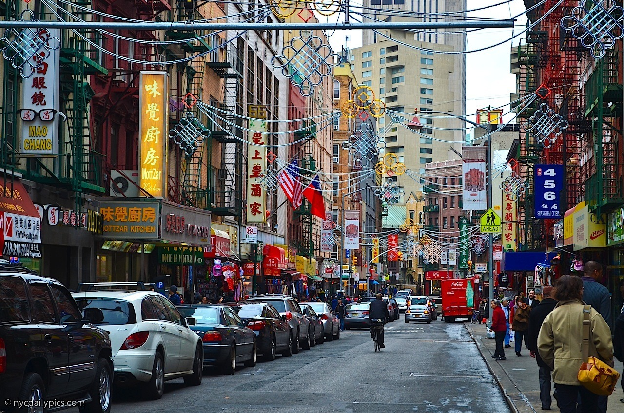 Seattle Washington In Fall City Night Wallpaper Colorful Photos Of Chinatown In New York City Places