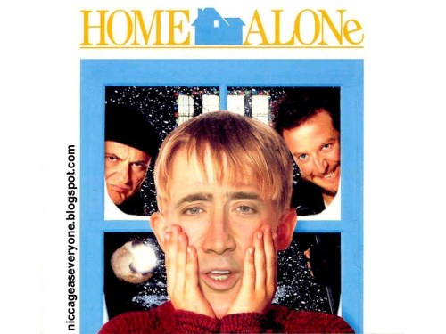 Cage\/home Alone Nic Cage As Everyone Pinterest   Shirley Valentine Play