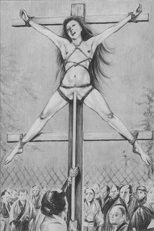 hentai crucifixion marcus trumblr