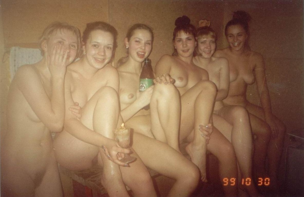hot sauna women