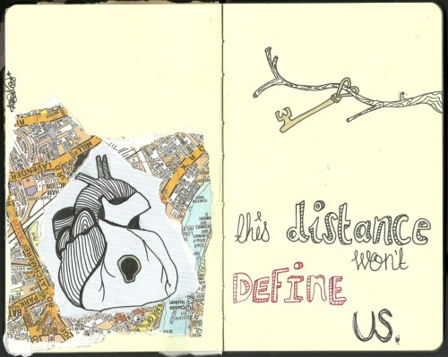 oh long distance relationships *sigh* the Romantics Pinterest - family reunion invitation cards