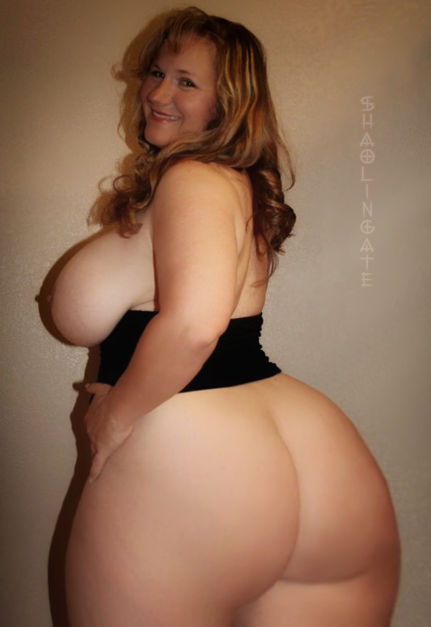 big bottom women free