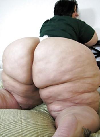bbw fat ass small waist