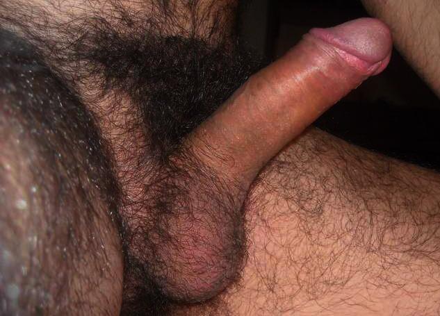 cock shaving pubic hair