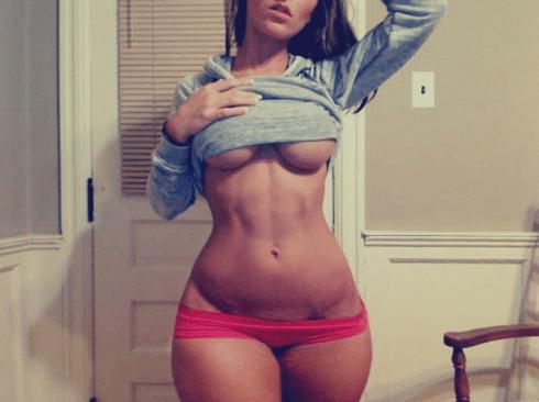 accidental male butt selfie