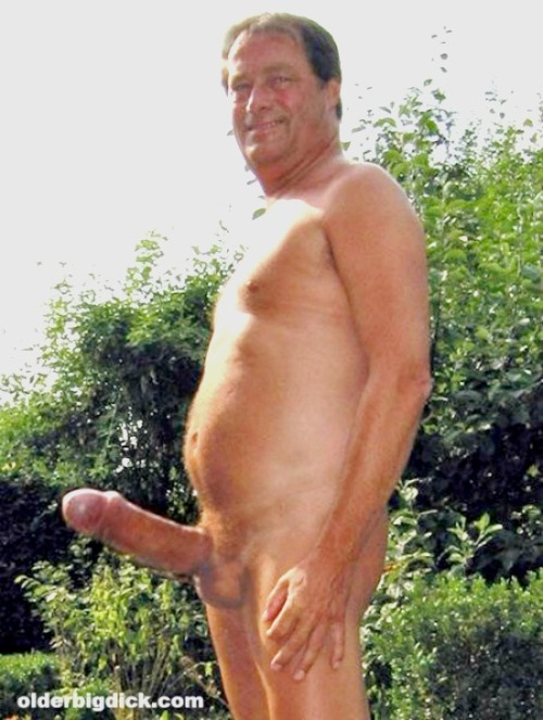 The Biggest Old men big dick the