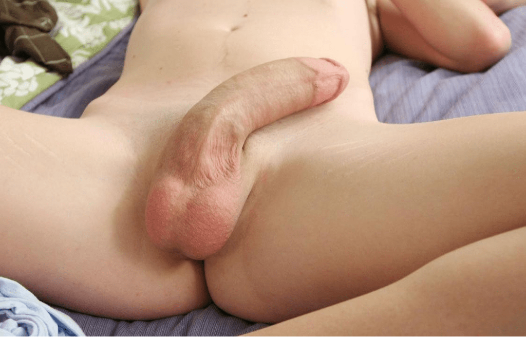 beautiful cock and balls