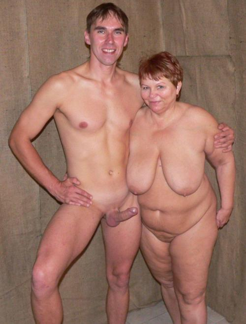 couples posing nude erection
