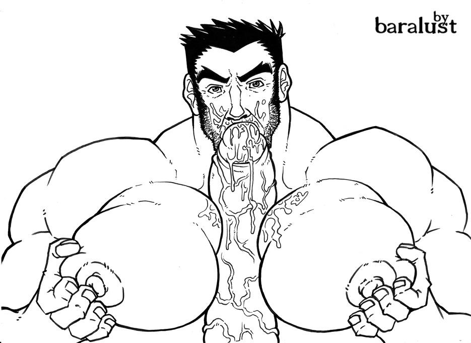male muscle growth comic deviantart
