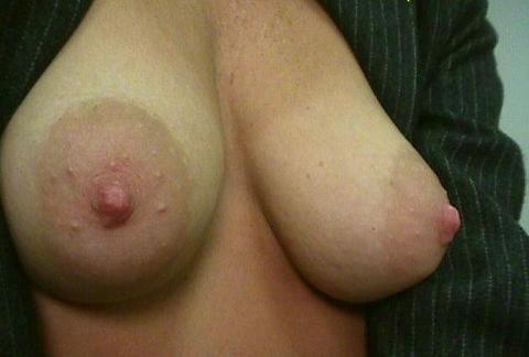 morphed big nipples