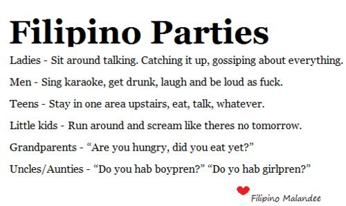 28 Hilarious Truths About Growing Up Filipino Filipino - free resume cover letters