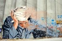 MIDDLE EAST ART NOW (Shai Dahan graffiti on Palestinian ...
