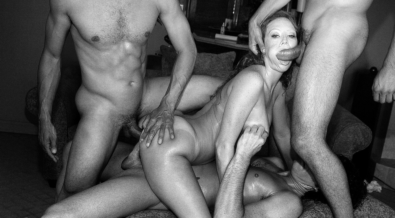 Like join.... bisexual triple penetration tolf