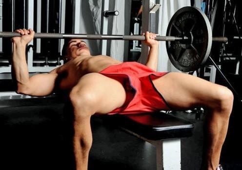 gym nipple oops