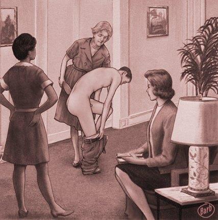 cfnm humiliation