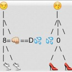 Dirty Text Emoji Emoticons