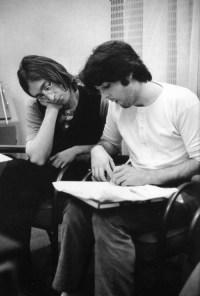 Lennon and McCartney, London, 1968 © Linda McCartney
