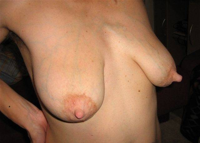 mature saggy tits big nipples spread legs