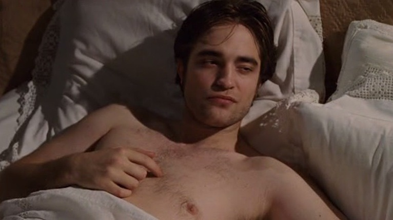 robert pattinson nude sex