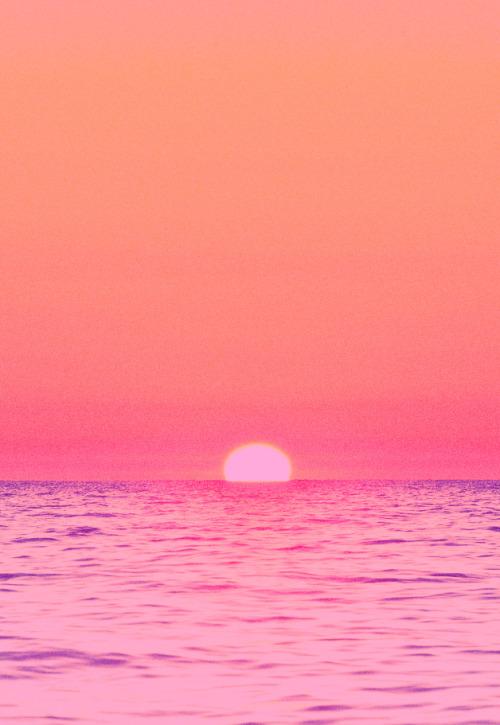The Thing Iphone Wallpaper Ocean Oc Sunset Sunrise Vertical Anotic