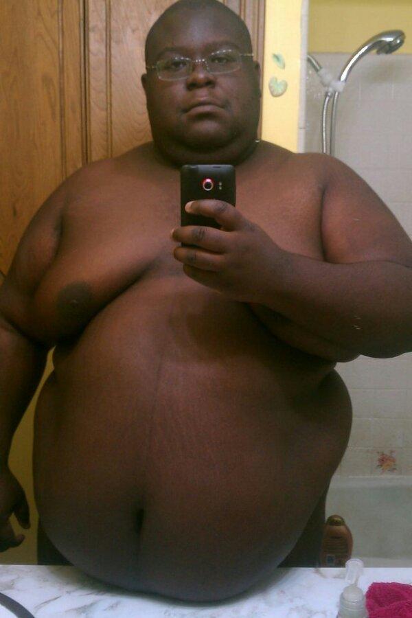 black chubby gay bear