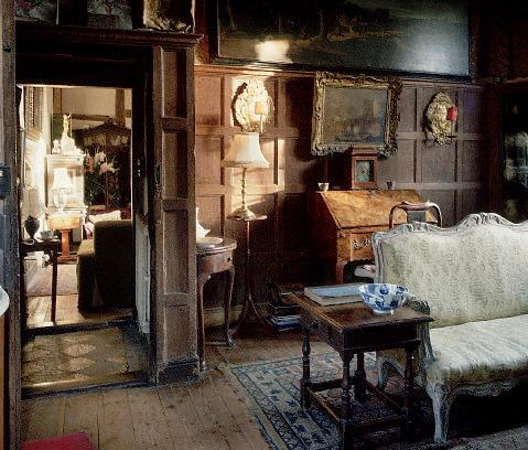 Comment décorer un petit appartement sans lu0027encombrer ? - Elle - Idee Deco Maison De Campagne
