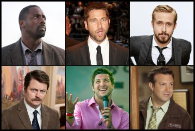 male celebrity facials