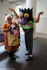 cosplay cartoon network courage courage the cowardly dog