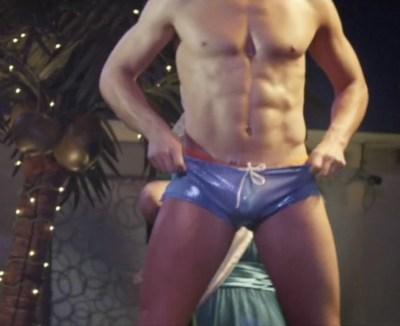 Matt Bomber nude, Magic Mike, Matt Bomer ass