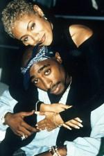 Jada Pinkett And Tupac Shakur