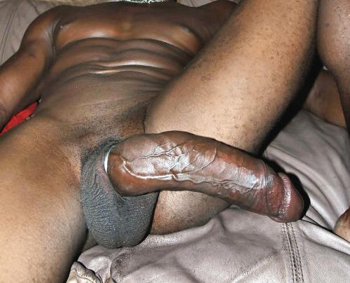 long black cock
