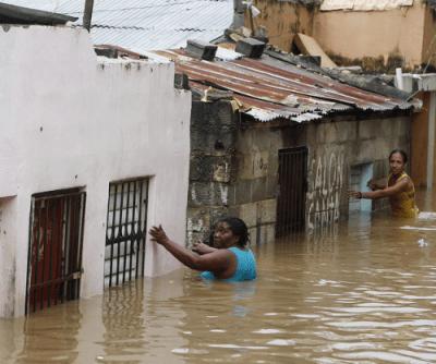 homeless poc infrastructure sandy homelessness cuba oppression Haiti dominican republic ...