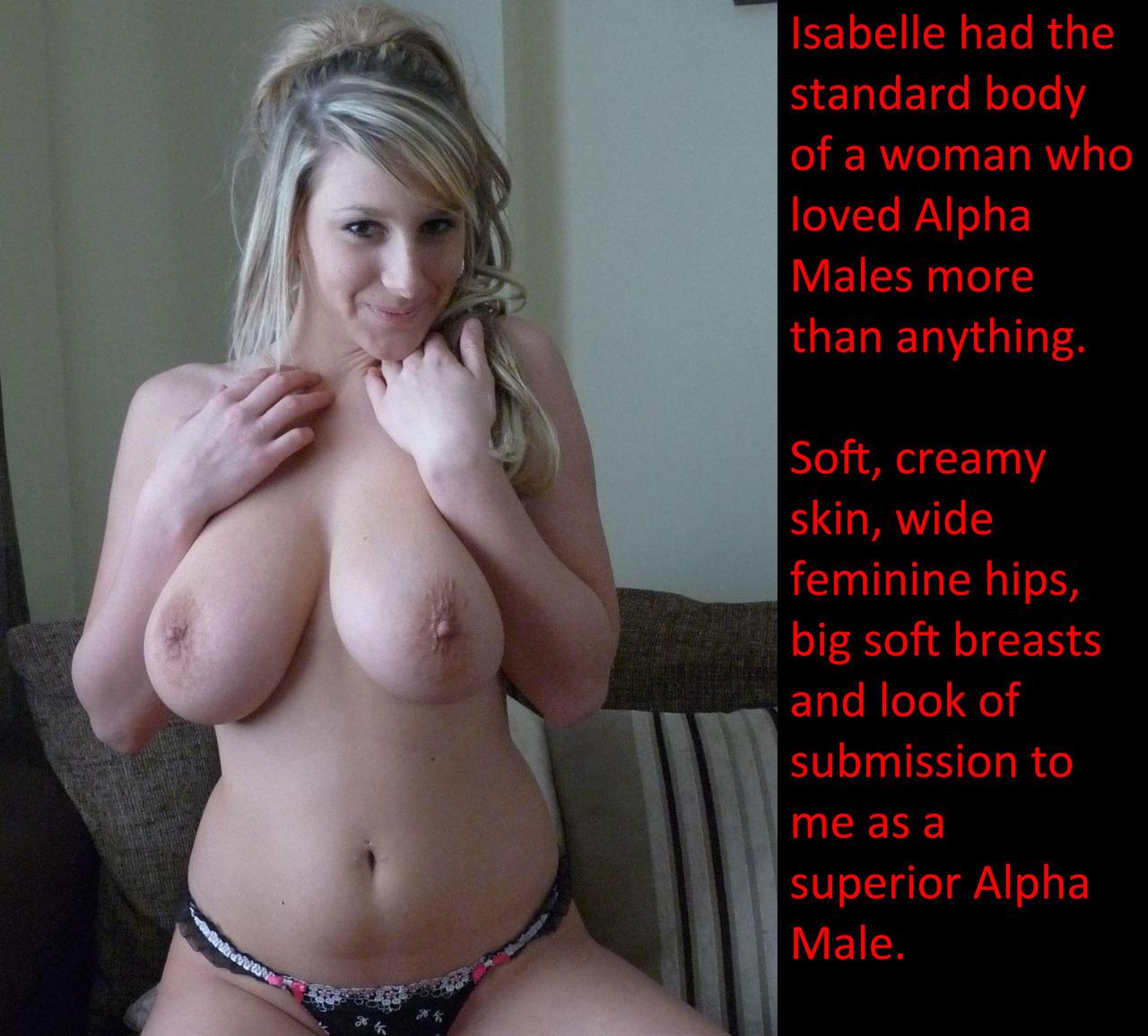 alpha beta cuckold captions