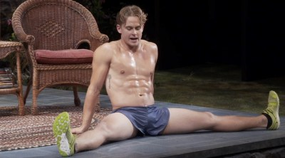 Billy Magnussen - his body is ready. For your penis.