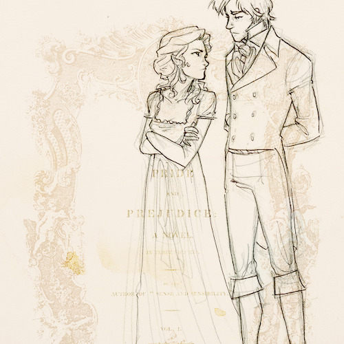 Pride and Prejudice fanart Art Pinterest Fanart, Pride and - clothing store resume