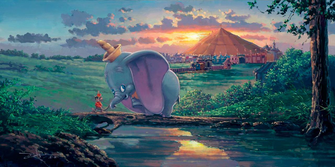 The Yellow Wallpaper Important Quotes Illustration Art Disney Painting Walt Disney Rodel