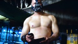 Small Of Bane Tom Hardy