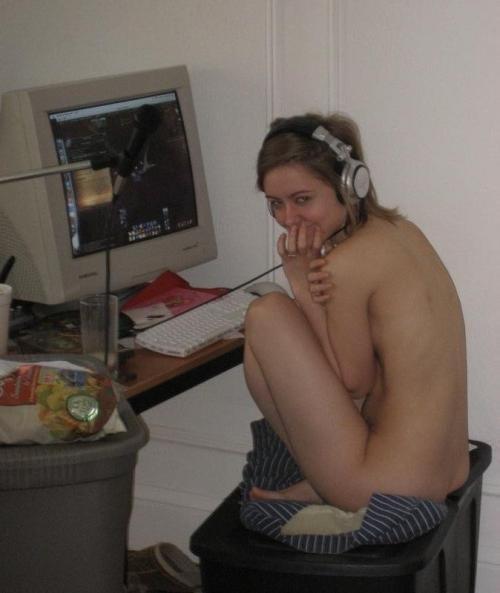 naked drunk girl getting railed