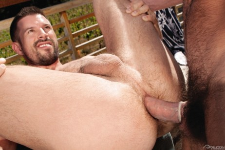 Kyle King bottoming for Paddy O'Brian
