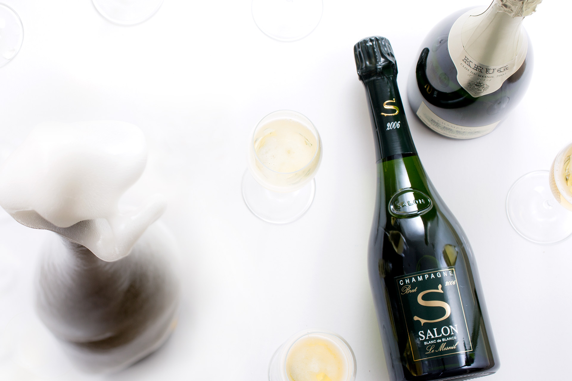 Salon Champagne The Magic Of Blanc De Blancs Champagne Wine Enthusiast