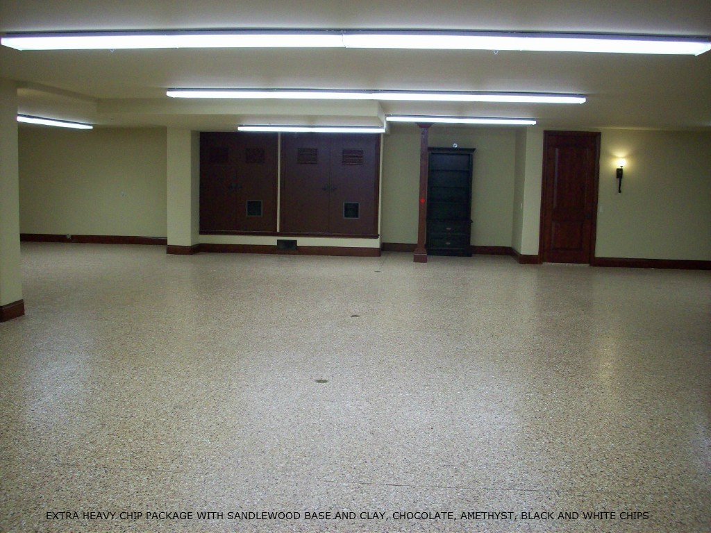 Basement Floor Epoxy Coating Armorpoxy Basement Paints