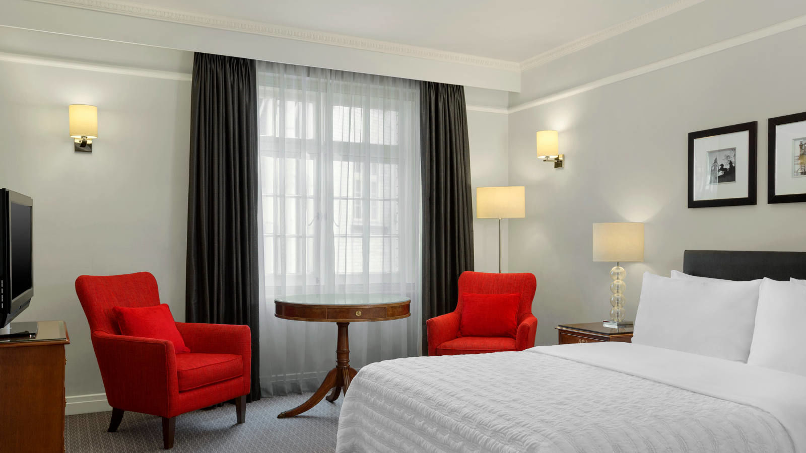 Hotel Bedroom Sizes Uk West End Hotel Club Rooms Le Méridien Piccadilly