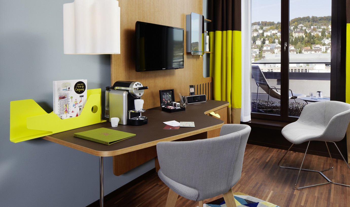 Wohnzimmer Industrial Petrol 25hours Hotel Zurich West Best Rates Book Now