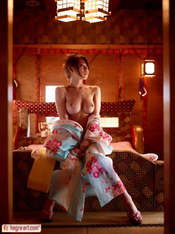 Sexo para parejas - receta de memorias de una Geisha