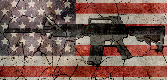 Visualizing gun deaths - Comparing the US to rest of the world