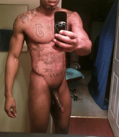 nude latin men